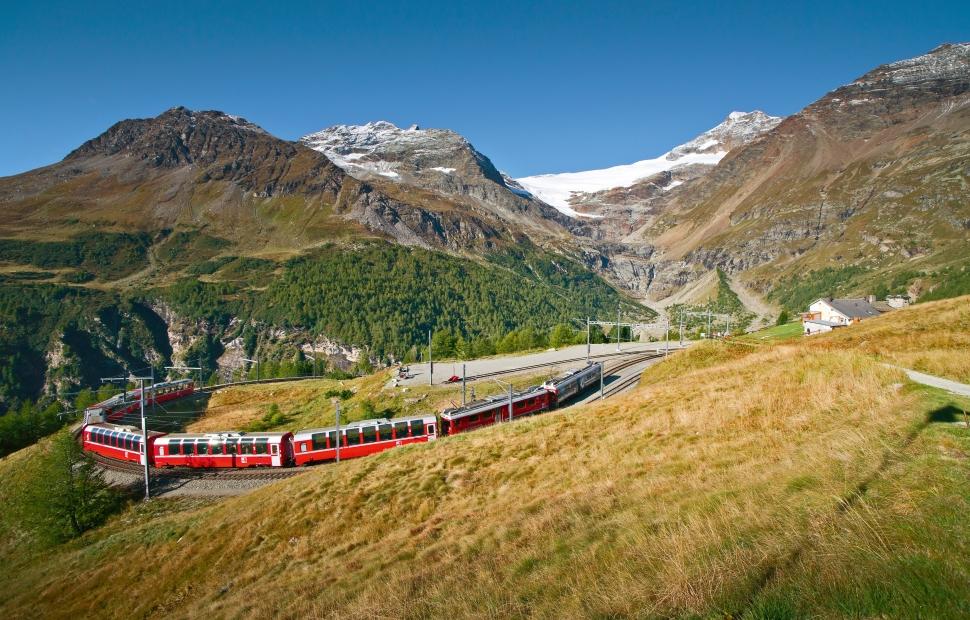 Bernina Express (c) Switzerland tourism - Renato Bagattini (2)
