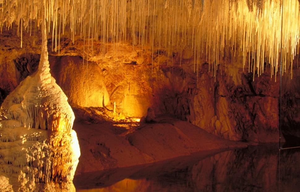 Grottes de Choranche - PNR Vercors (38)� JL. RigauxAuvergne-Rh�ne-Alpes Tourisme