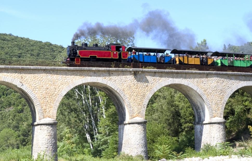 Train � vapeur des C�vennes (c) AdobeStock