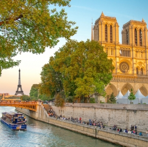 Les grandes cathédrales de France