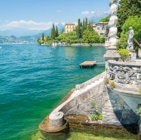Lac de Côme, trésor lombard au charme naturel indescriptible
