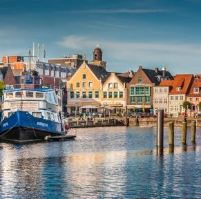 Le nord de l'Allemagne & les îles de la Frise du nord, beautés naturelles à l'état pur