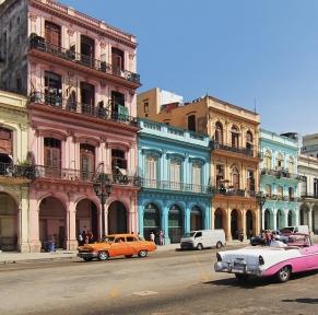 Cuba, grand tour de Santiago