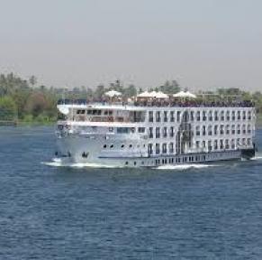 Croisière sur le Nil (Egypte)