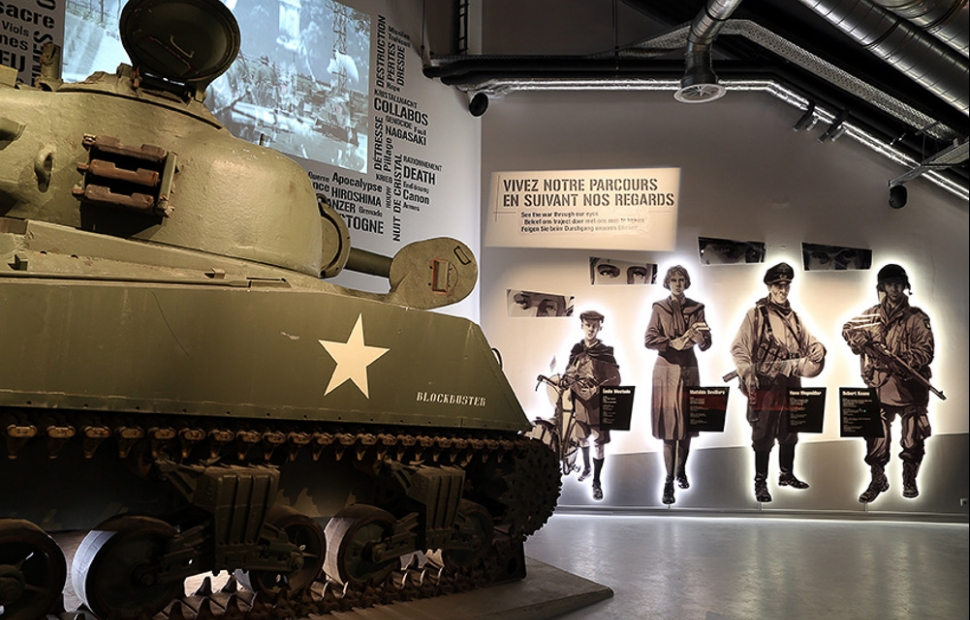 Bastogne-War-museum