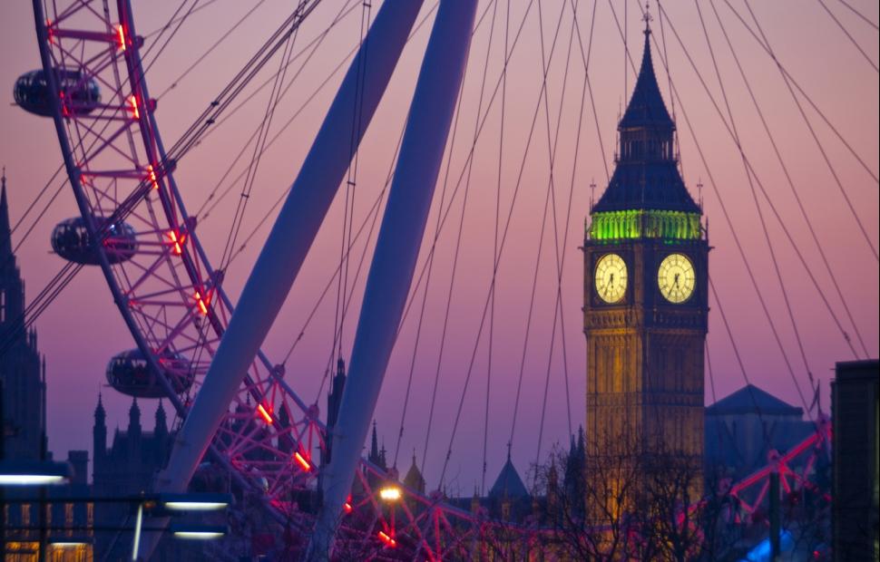 Londres, Big Ben (c) Visit Britain images - Photographer David Angel