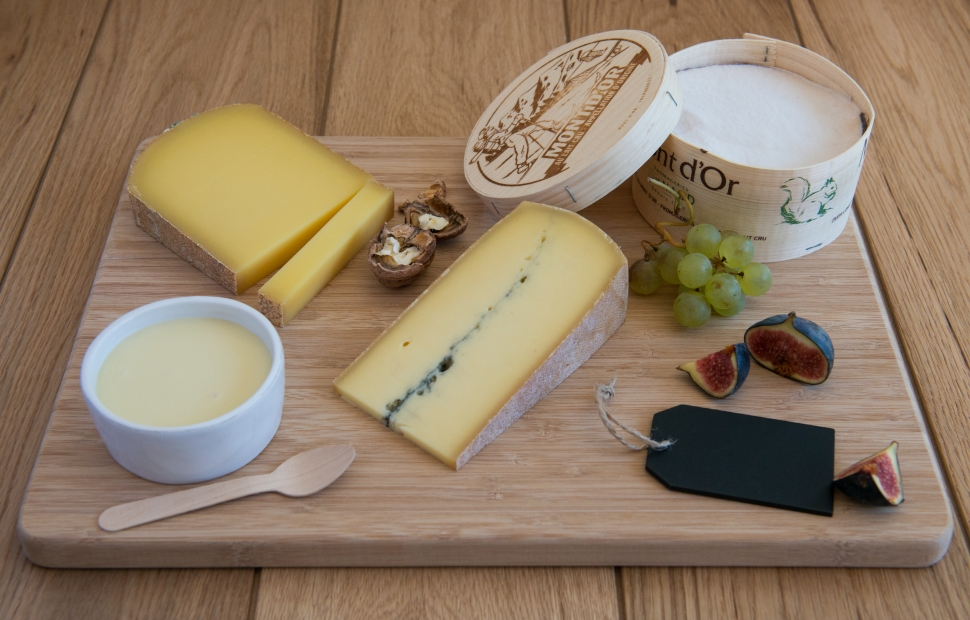 Fromages (c) Sonia CHATELAIN  Bourgogne-Franche Comt� Tourisme