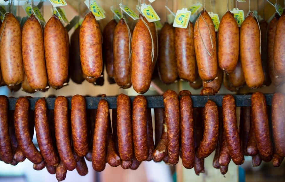 salaisons (c) Michel JOLY  Bourgogne-Franche-Comt� Tourisme