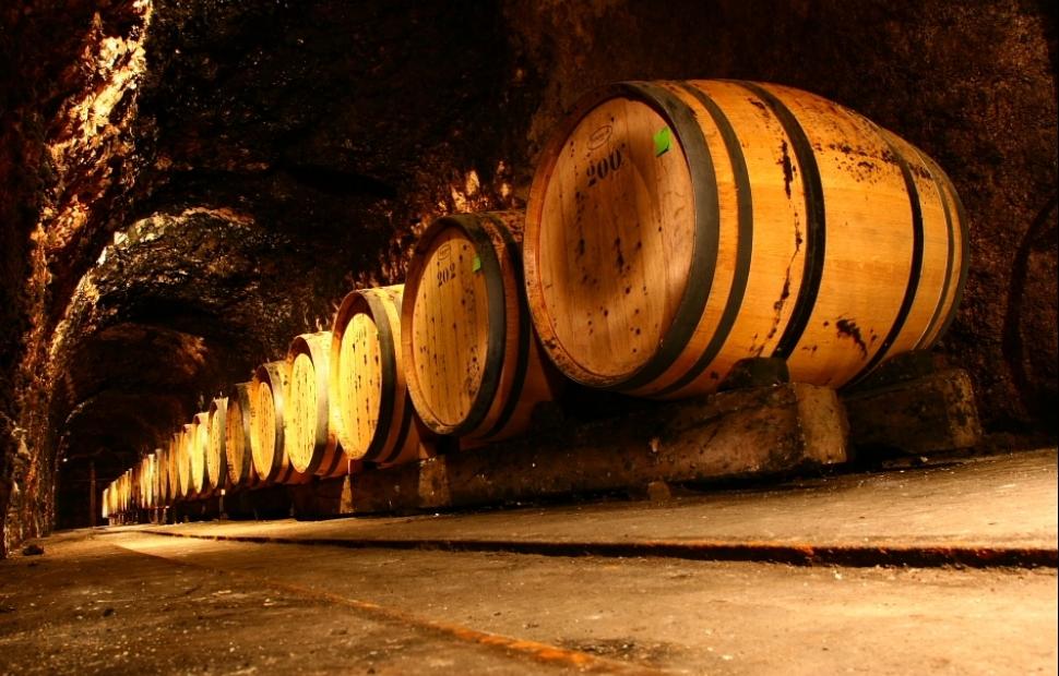 Calvados Morin, futs souterrains