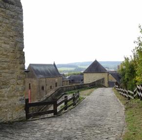Couleurs d'automne dans les Ardennes françaises