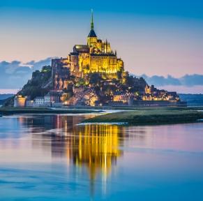 Réveillons au Mont-St-Michel