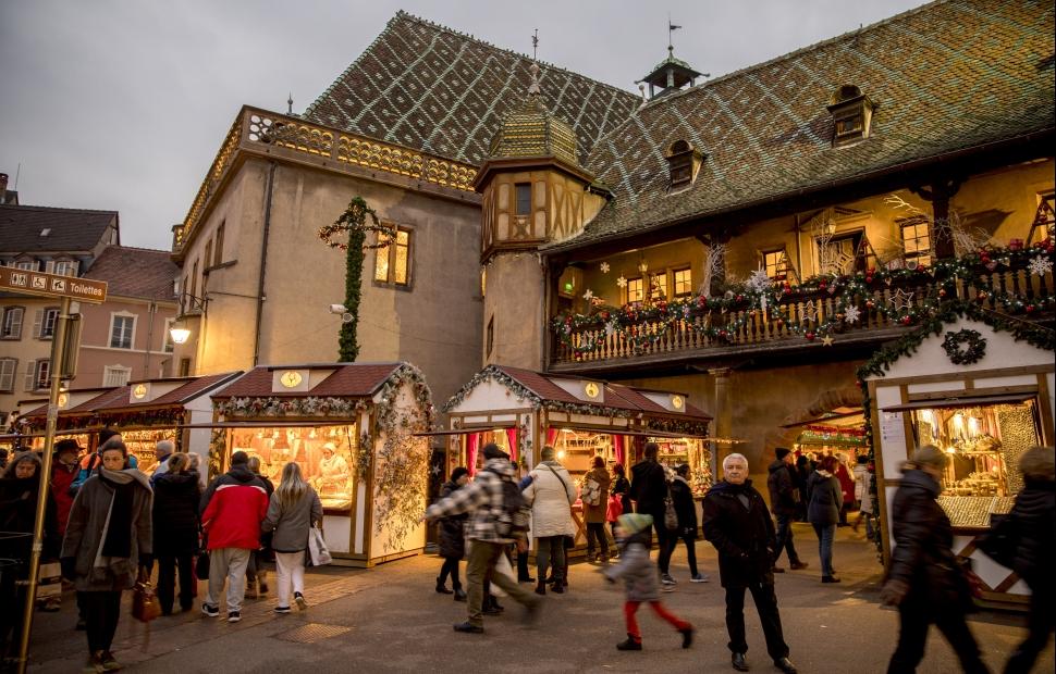 Entete - Colmar (c) E. Fromm - Colmar Tourisme