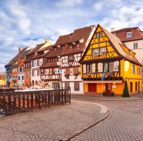 Nouvel An de charme en Alsace