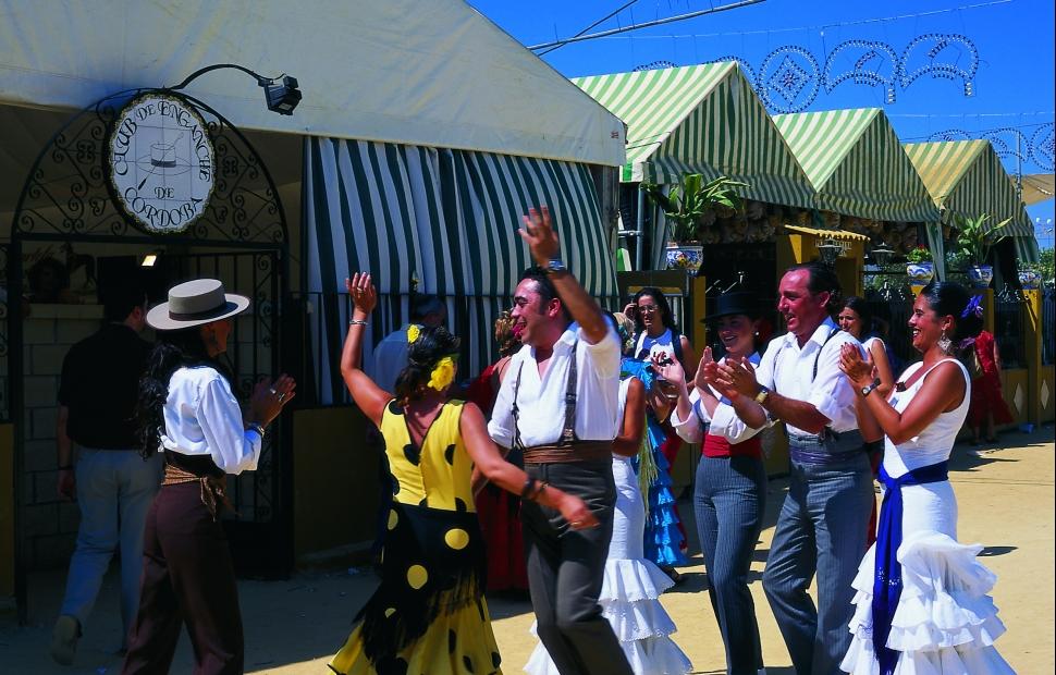 Feria - Casetas (c) Off Tourisme Espagnol