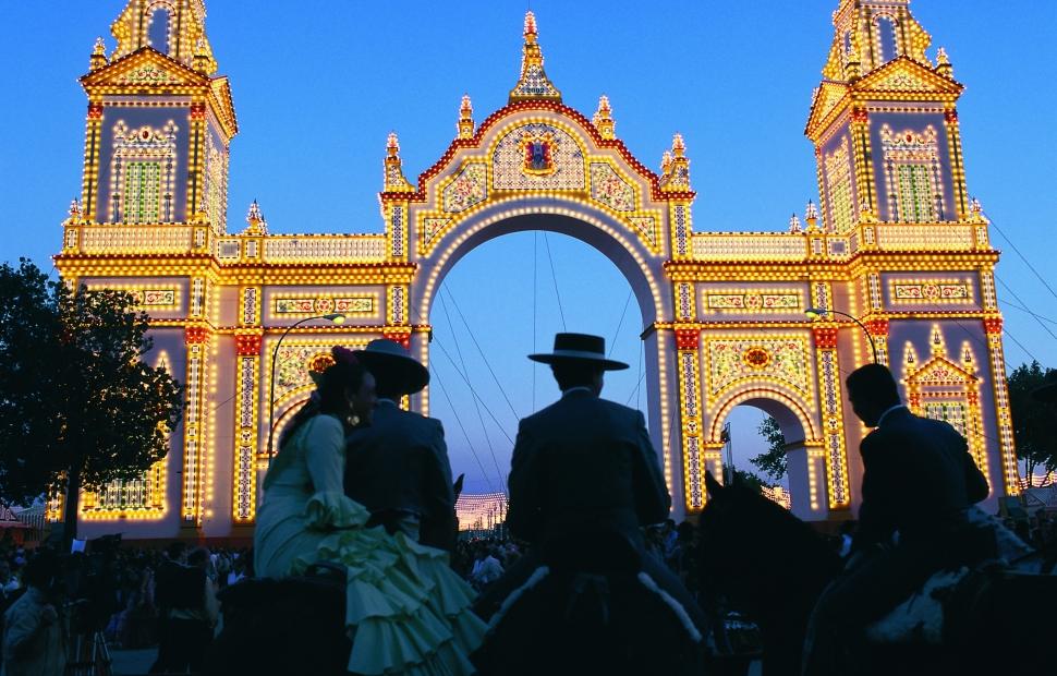 Feria de Abril (c) Off Tourisme Espagnol