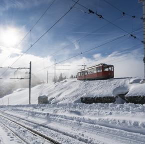 Nouvel An au coeur de la Suisse