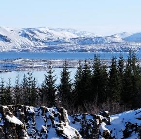 Islande, lumières du nord