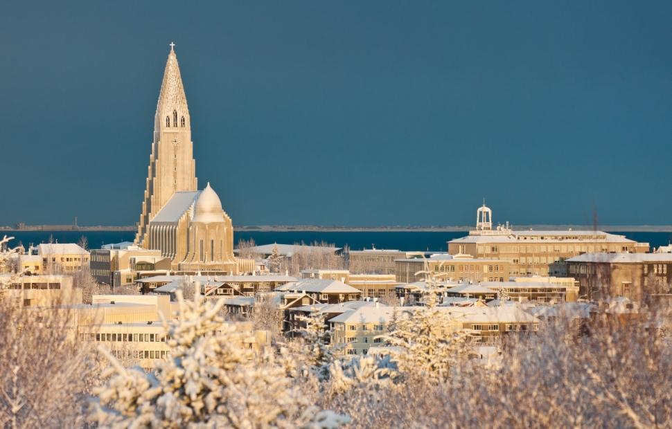 Reykjavik (c) office tourisme iceland