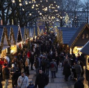 Marché de Noël à Cologne