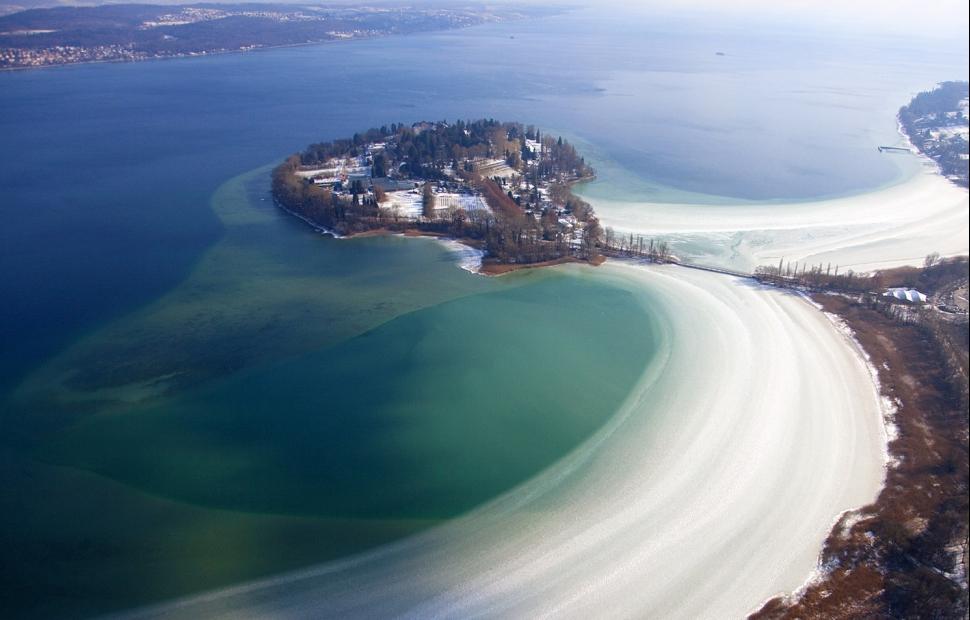 Mainau (c) Luftaufnahme_Winter__Achim_Mende