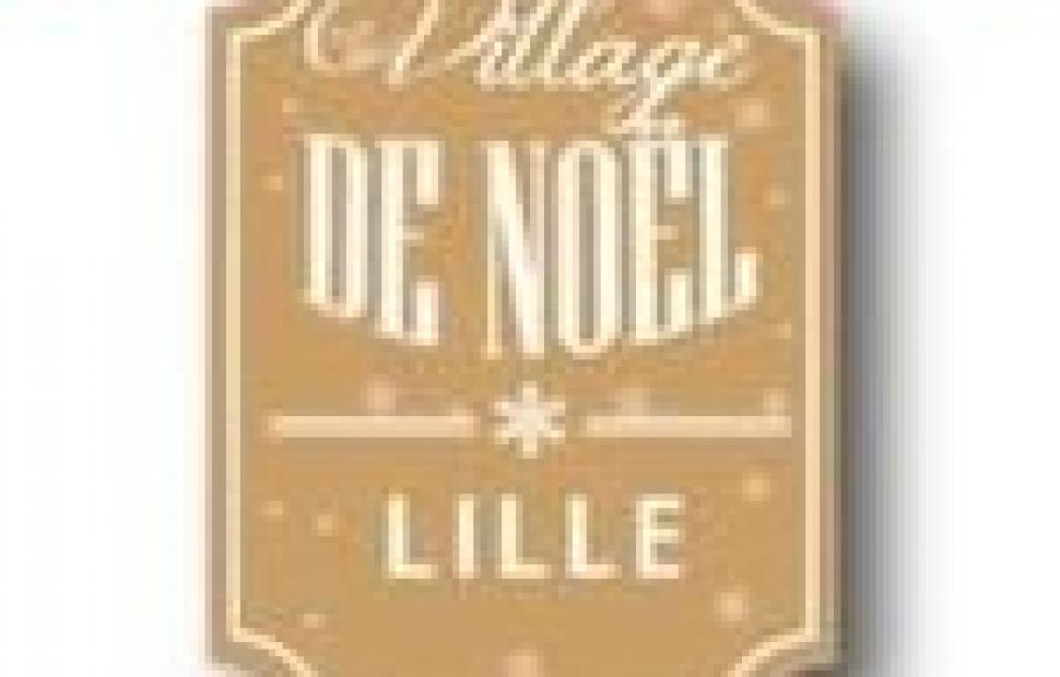 Village de No�l de Lille  (29) �  Village de No�l de Lille - OT Lille