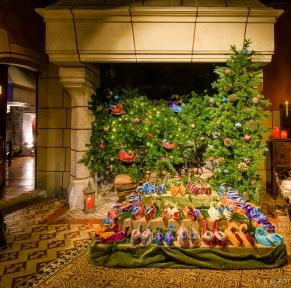 Loire, féeries de Noël au pays des châteaux
