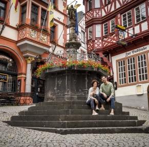 Moselle et Bernkastel