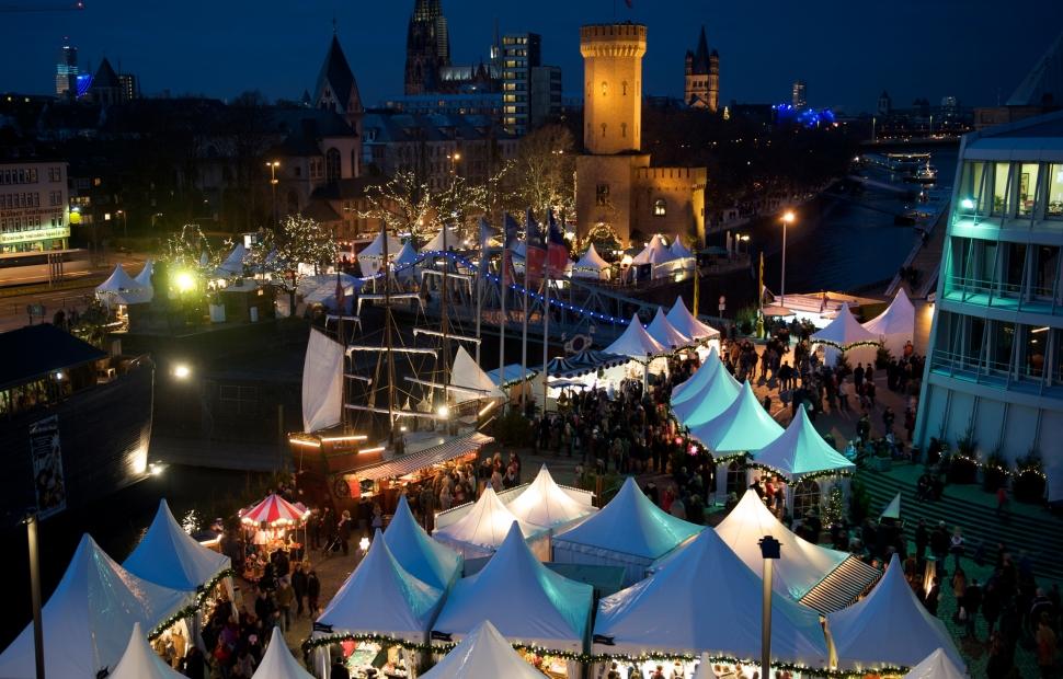 Cologne (c) www.hafen-weihnachtsmarkt.de