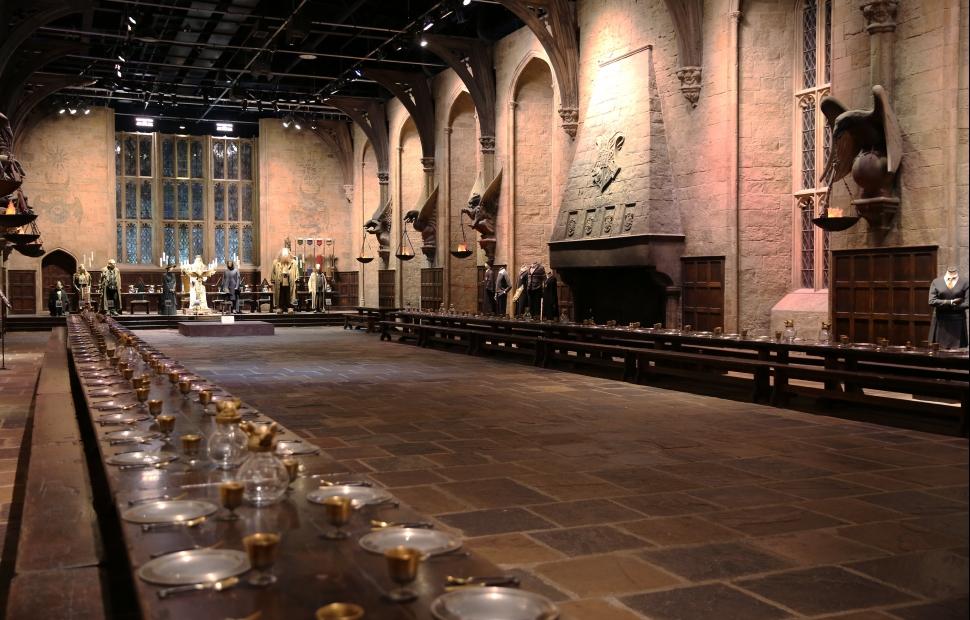 Warner Bros Studios tour London (c) Visit Britain (2)