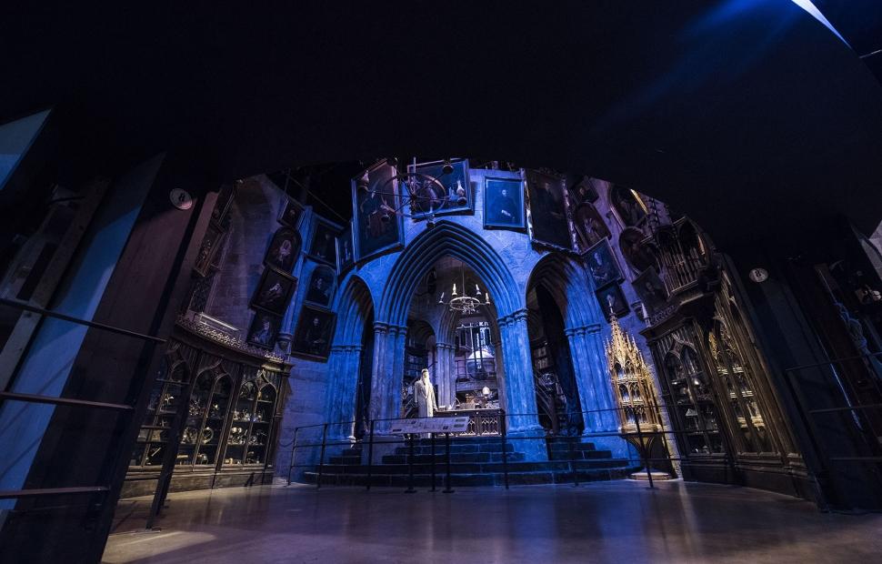 Warner Bros Studios tour London (c) Visit Britain (3)