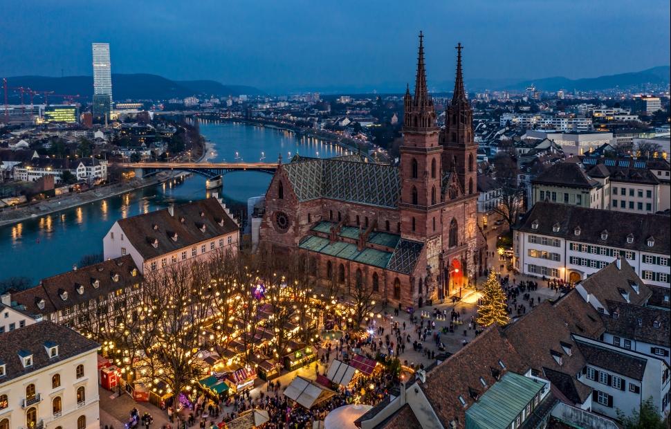 B�le (c) Switzerland Tourism - J.Geerk