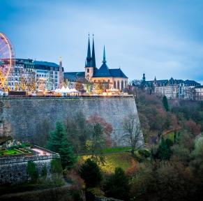 Noël en Ardennes belges & au Luxembourg.