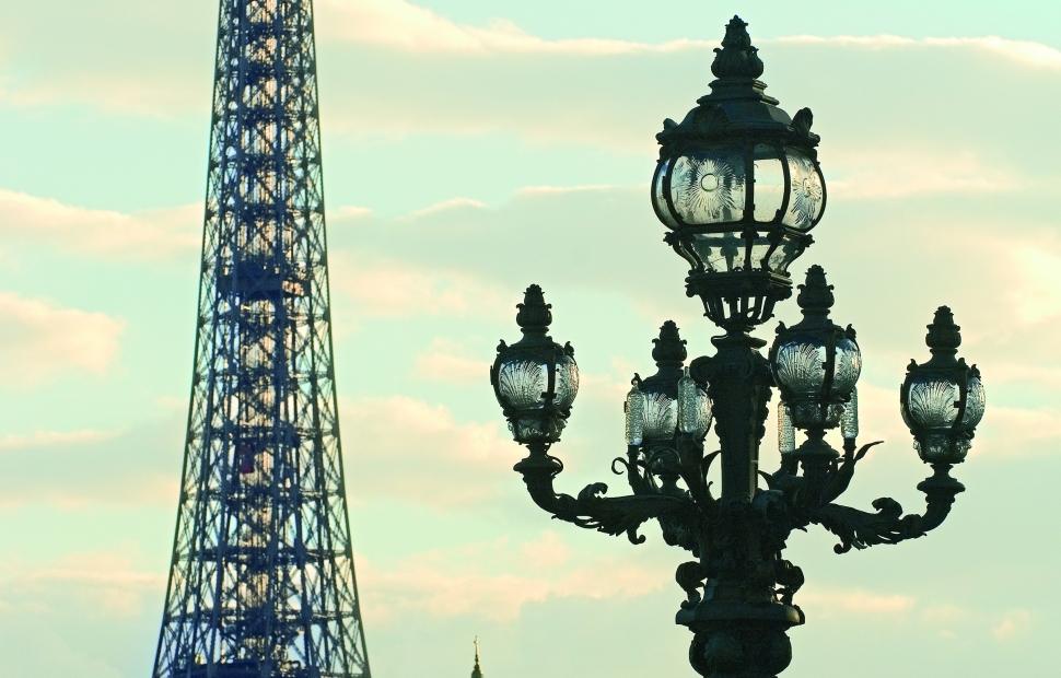 Tour Eiffel � Paris Tourist Office - Photographe David Lefranc