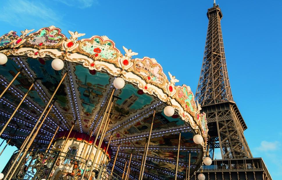 Tour Eiffel � Paris Tourist Office - Photographe Sarah Sergent 1