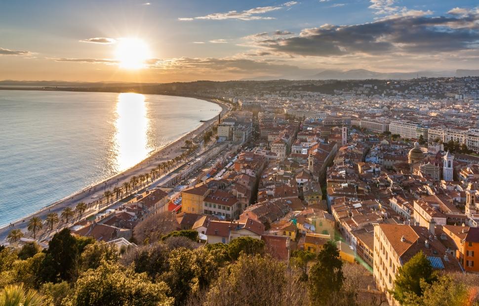 Nice, promenade des Anglais (c) AdobeStock