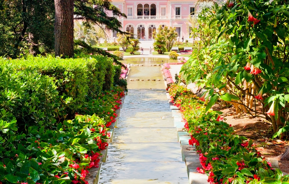 Villa Ephrussi (c) AdobeStock