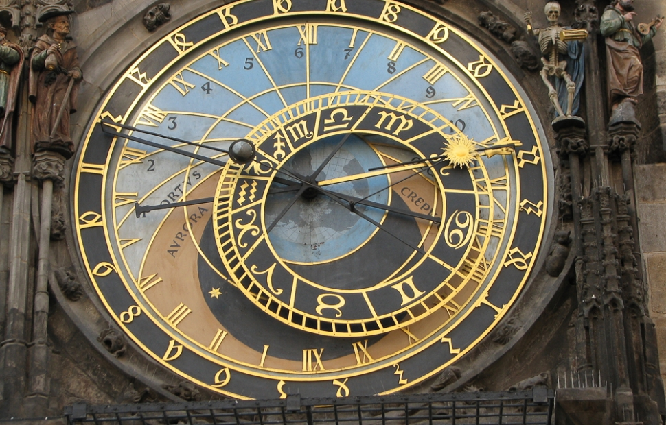 BP Prague, horloge astronomique � Prague City Tourism (7)