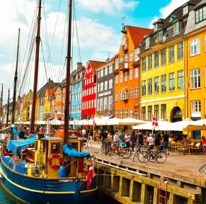 Copenhague & Oslo