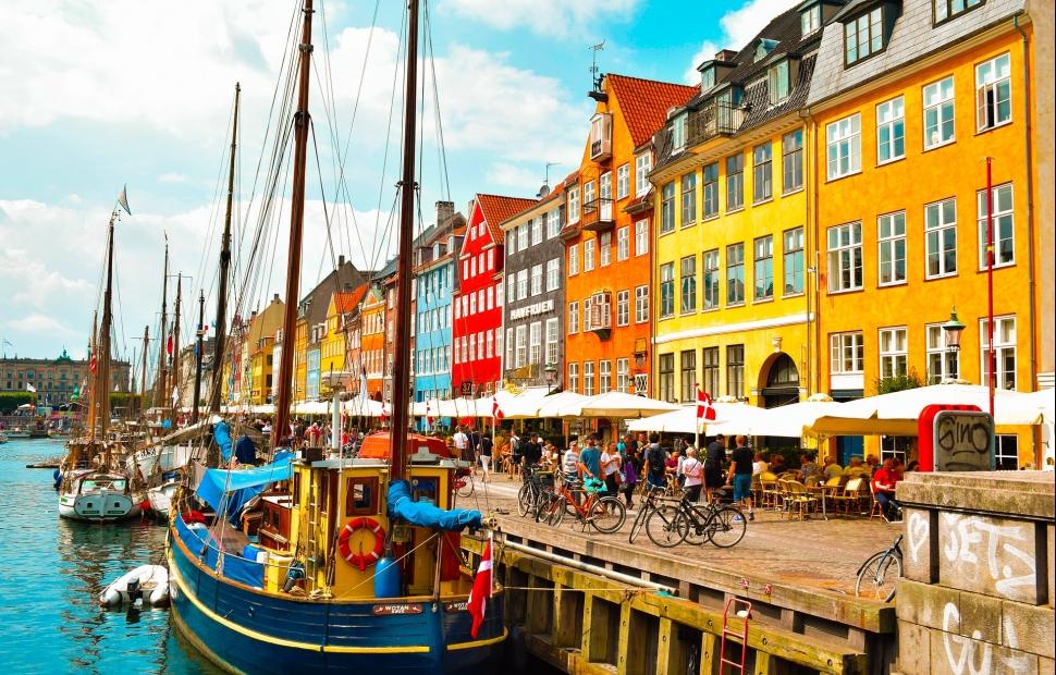Copenhage et Oslo