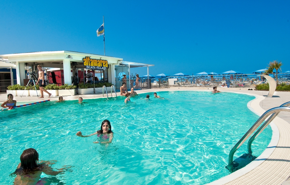 Altamarea Beach (inclus dans la formule CONFORT)