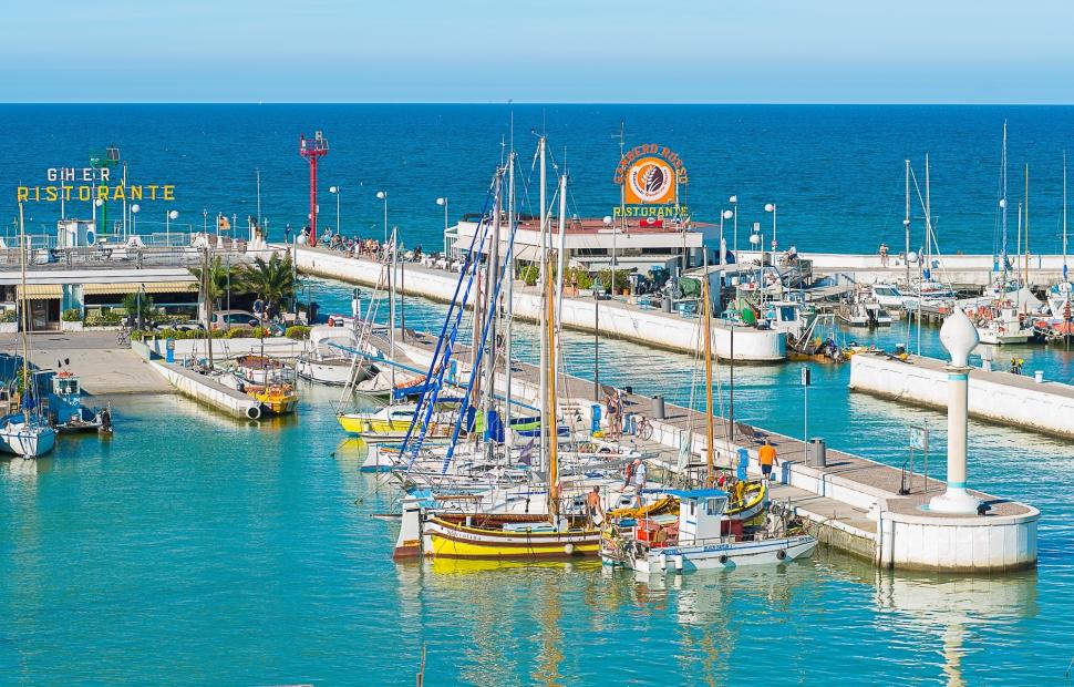 Port de Riccione