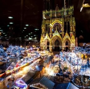 Marchés de Noël à Reims