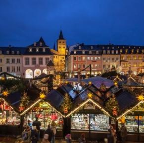 Croisière sur la Moselle et marché de Noël à Trèves