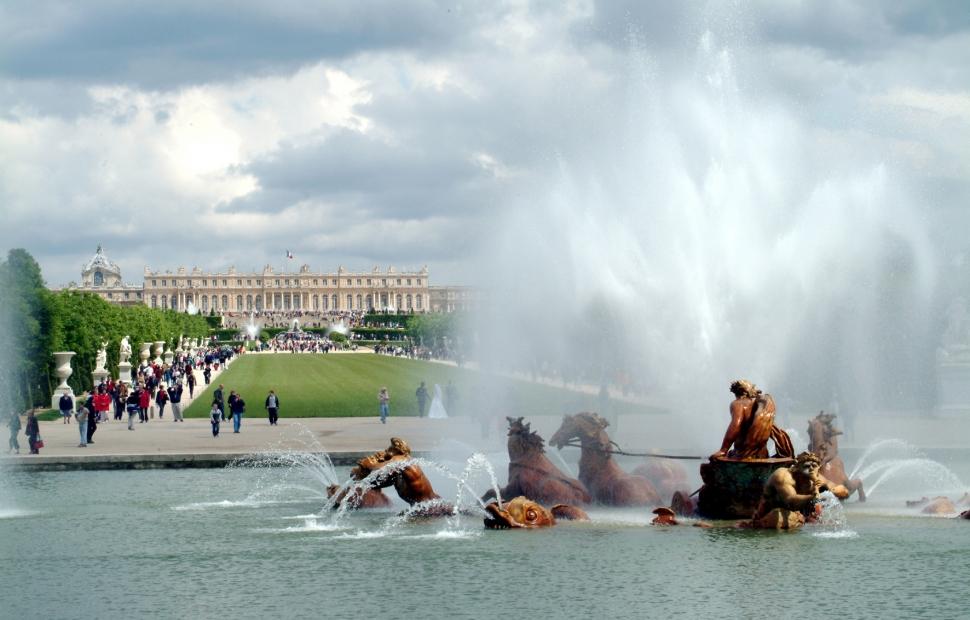 Bassin d-Apollon (c) Versailles-tourisme.com - C. Milet