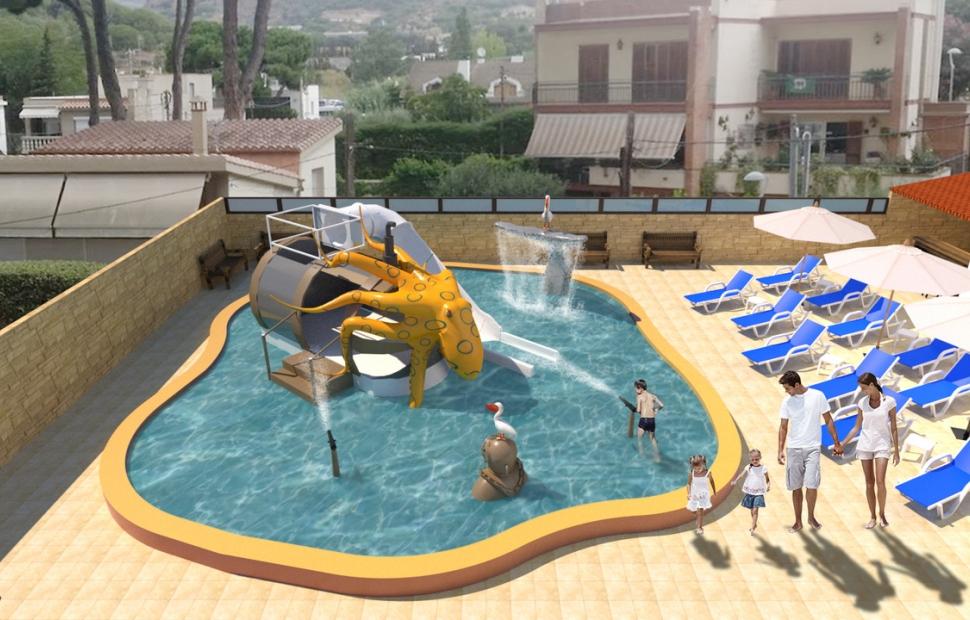 Splash park (�pd 2020)