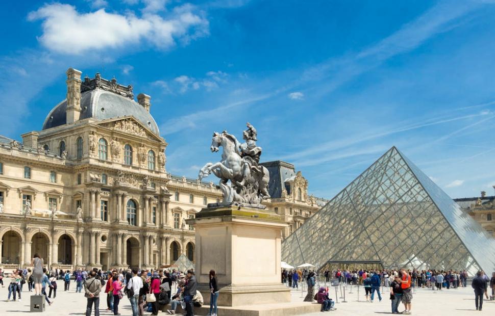 Mus�e du Louvre � Paris Tourist Office - Daniel Thierry