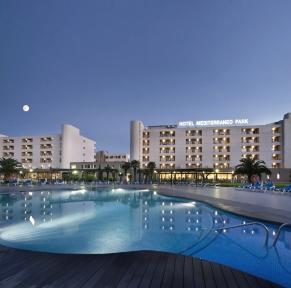 HOTEL MEDITERRANEO***/MEDITERRANEO PARK****
