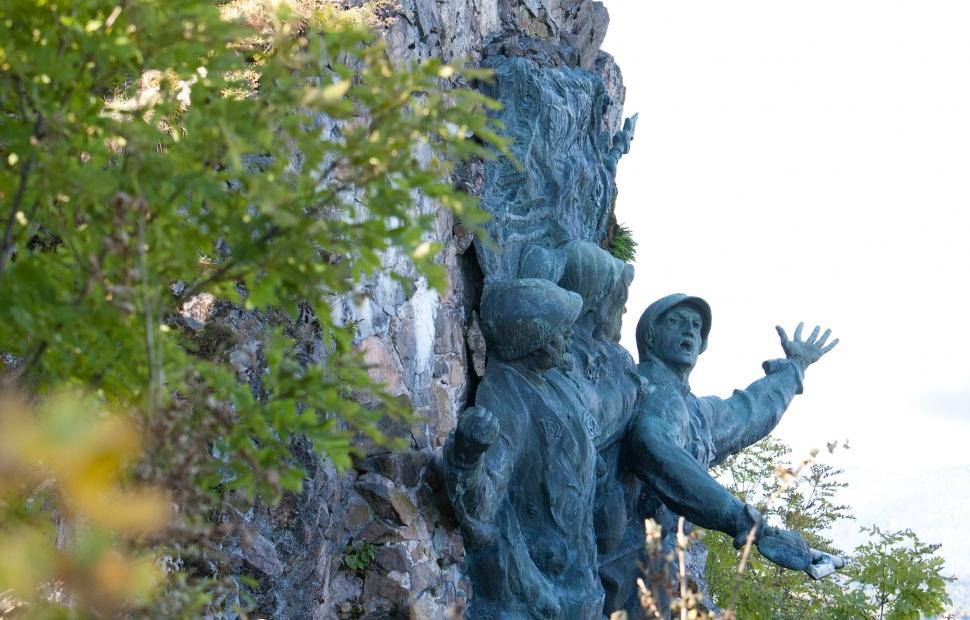 Monument - Vieil Armand - Hartmannswillerkopf-�AAA-Meyer