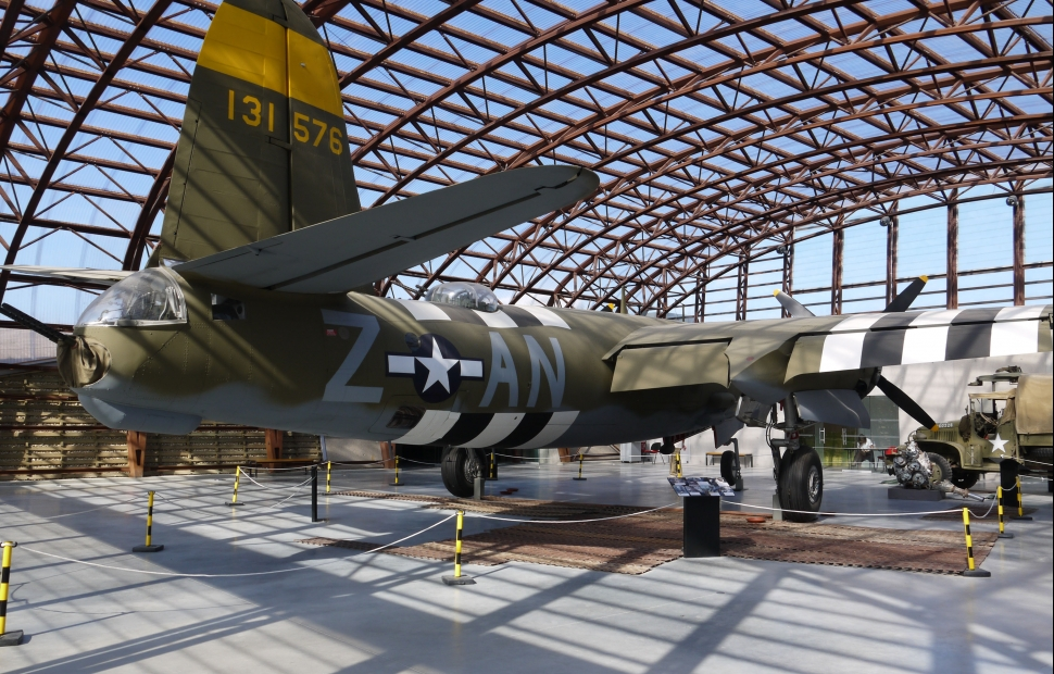 Musee Utah Beach -� E. Valere CRT Normandie--� E. Valere CRT Normandie