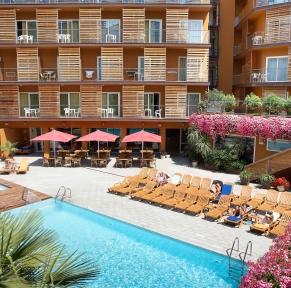 HOTEL ALEGRIA PLAZA PARIS****sup